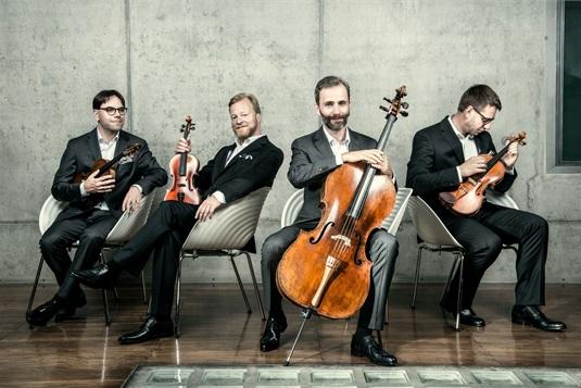 Zemlinského kvarteto. Foto: Ilona Sochorová