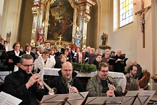 Orchestr učitelů ZUŠ Klementa Slavického a SUDOP