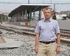 Michal Krošlák ze Správy železnic popisuje další průběh prací v okolí radotínského nádraží.