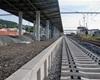 Postup stavebních prací na nových podchodech - na radotínském nádraží a podchod, který bude sloužit pěším a cyklistům po uzavření přejezdu v ulici Na Betonce, 15.7.2021