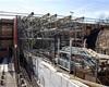 Postup stavebních prací na tunýlku v Prvomájové ulici, 10.5.2021