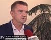 Starosta Karel Hanzlík na debatě k projektu Centra Radotín, 6.10.2021