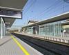 Vizualizace nádraží